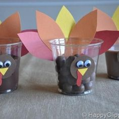 #Thanksgiving arts & crafts for the #kids  Ann thinking this might be something the youth kids could make for the outreach!