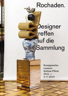 Fons Hickmann m23 – Rochaden. Designer treffen auf die Sammlung