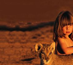 Tippi in Africa and her friends, the animals  l #kids #animals
