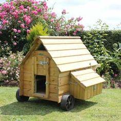 Dorset Stroller Chicken Coop
