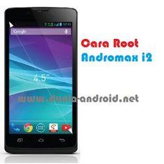 Cara Root Andromax i2 Tanpa PC