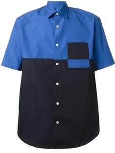 KENZO Patch Pocket Shirt. #kenzo #cloth #shirt