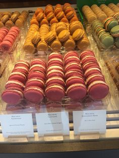 Where to find the best macarons in London