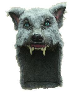 Grey Wolf Helmet – Spirit Halloween