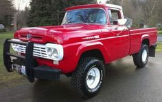 59 Ford F100