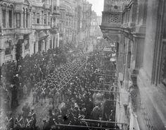 İşgal yıllarında İstiklal Caddesi