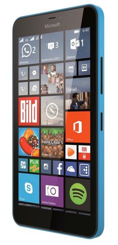 Windows Phone Microsoft Lumia 640 XL