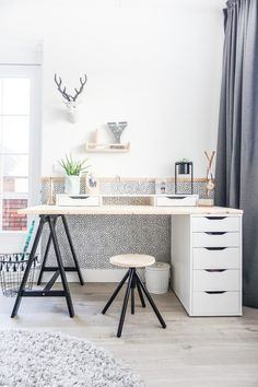 News and Trends from Best Interior Designers Arround the World White Laminate, Top Interior Designers, Aesthetic Bedroom, Traditional Furniture, My New Room, Best Interior, Office Interiors, Room Inspiration, Design Inspiration
