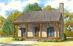 Rustic House Plans, Cabin House Plans, Cabin Floor Plans, Country Style House Plans, Small House Plans, Farmhouse Style, Rustic Style, Cabin Plans With Loft, Farmhouse Plans