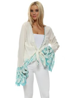 8965de5b7 This Laurie & Joe cream bolero is perfect for wearing over dresses.