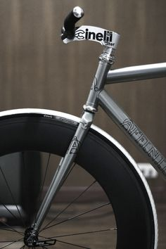 Affinity Cycles + Cinelli