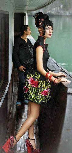 Dara Warganegara for Harper's Bazaar Indonesia