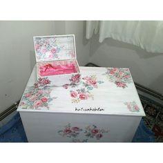 Ahsap sandık # takı kutusu # sipariş