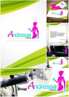 Well Design Studio | Trabalho de marketing em mídias digitais e impressa, cliente Andressa Santos.