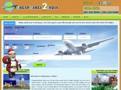 Cheapfares2india.com Analytics Stats