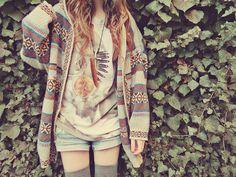love cozy sweaters