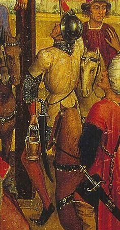 van_der_Weyden_Jack.jpg (315×601) Website with a variety of tutorials from an expert SCA/Living History tutor