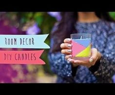 http://www.instructables.com/id/How-to-Make-Crayon-Candles-Room-Decor-DIY/