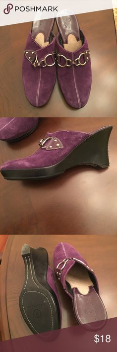 ColeHaan shoes In very good condition ! Size 8B made in Brazil Shoes