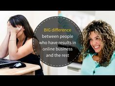 When it comes to getting results in online business, it's pretty obvious that there are some differences between people who have results and the rest – people who struggle online.  Here's one of the biggest: http://brandonline.michaelkidzinski.ws/big-difference-between-people-who-have-results-in-online-business-and-the-rest/  #onlinebusiness #homebasedbusiness