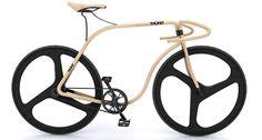 Thonet Bugholz-Concept-Bike: Heißer Stuhl
