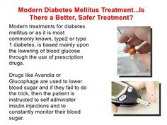 Type 2 Diabetes Treatments -- For more information, visit image link.
