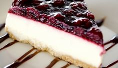 Click here to see the full recipe. Learn how to prepare Cheesecake with Mascarpone