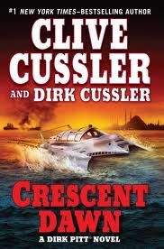 One of Clive Cussler's best!!! Crescent Dawn is so good!!