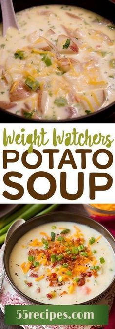 Ww Recipes, Soup Recipes, Cooking Recipes, Healthy Recipes, Healthy Soup, Dinner Recipes, Skinny Recipes, Drink Recipes, Eating Clean