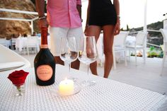 Maya Beach Club Ibiza - Cala Vadella