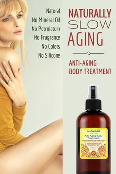 Anti-Aging Body Treatment Just Nutritive Anti Aging Treatments, Body Treatments, Organic Skin Care, Natural Skin Care, Just Natural Products, Skin Spots, Sagging Skin, Models, Stretch Marks