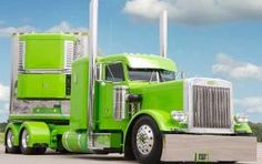 Custom Big Rigs - Tricked out Truck Show Photographs - Big Rig Photo Book - Shell Rotella Calendar Super Rigs by imogene