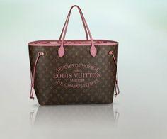 Nuova borsa Neverfull GM Louis Vuitton primavera estate 2013