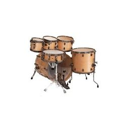 Ludwig 6-Piece Fusion Birch / Maple Drum Set