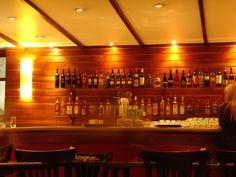 garrafas de bar...