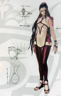 Luong - KOF XIV Artbook
