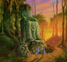 the_lord_of_rings_gollum_darrell_sweet_desktop_1192x1108_hd-wallpaper-492207.jpg (1192×1108)