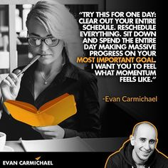68 Likes, 3 Comments - Evan Carmichael Welcome To The Family, One Day, I Want You, Schedule, Squad, Everything, Entrepreneur, Goal, Believe