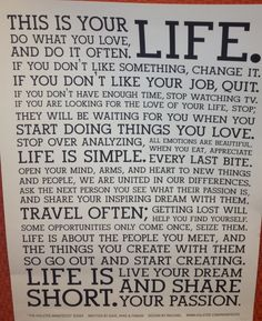 Life #quotes