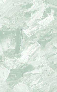 Sage Abstract Paint Wallpaper | MuralsWallpaper