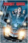 Knight Rider, Volume 1 by Geoffrey Thorne.  Please click on the book jacket to check availability or place a hold @ Otis. (05/19/15)