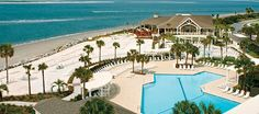 Seabrook Island SC Beach Club Pool