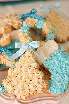 Galletas decoradas con la punta 131 - Las delicias del buen vivir