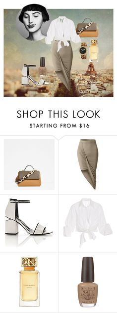 """""""take me to Paris :)"""" by melli-ssa on Polyvore featuring moda, LE3NO, Alexander Wang, Johanna Ortiz, Tory Burch, OPI, Steve Madden, love, look i beautiful"""