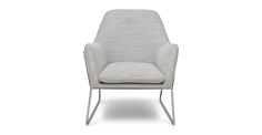 Forma Galaxy Gray Chair - Lounge Chairs - Article | Modern, Mid-Century and Scandinavian Furniture