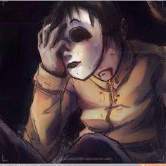 """Night..""<<<<hey mas- t-tim? Are you sleeping? *rolls body onto back* tim wake up! WAKE UP! tim, im sorry. . ."