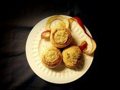 Finomságok Nikitől: Almában sült fahéjas zabkása Minion, Healthy Life, Healthy Living, Minions