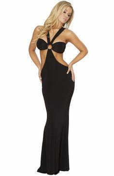 34fb402cdcc Naughty   Elegant Sexy Long Gown. KleiderFrauSexy Langes KleidHeißes ...