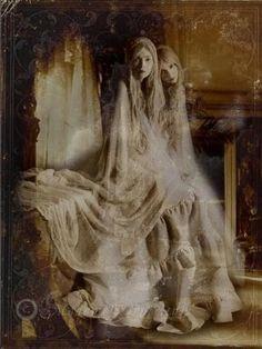 Vintage ghost
