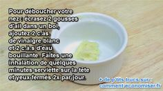 Allergies, Natural Remedies, Homemade, Solution, Healthy, Inhalation, Sport, France, Home Remedies
